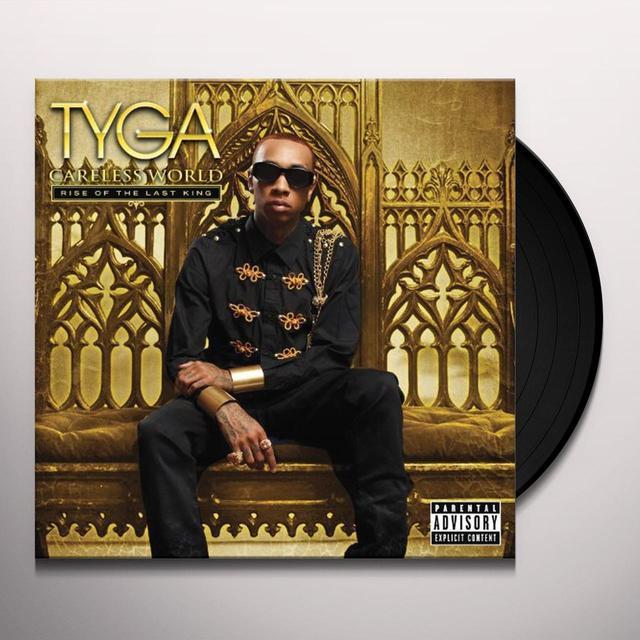 Tyga CARELESS WORLD RISE OF THE LAST KING (Vinyl)