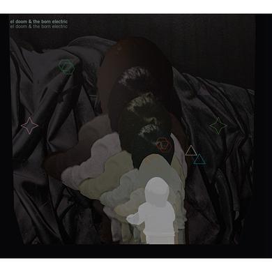 DOOM & BORN ELECTRIC Vinyl Record