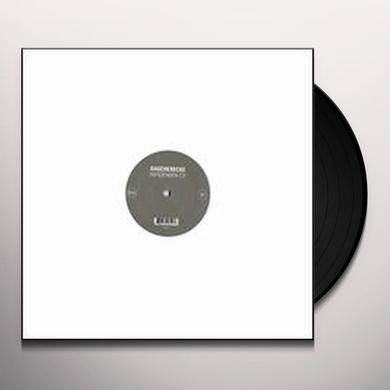 Raucherecke PAPIERFABRIK (EP) Vinyl Record