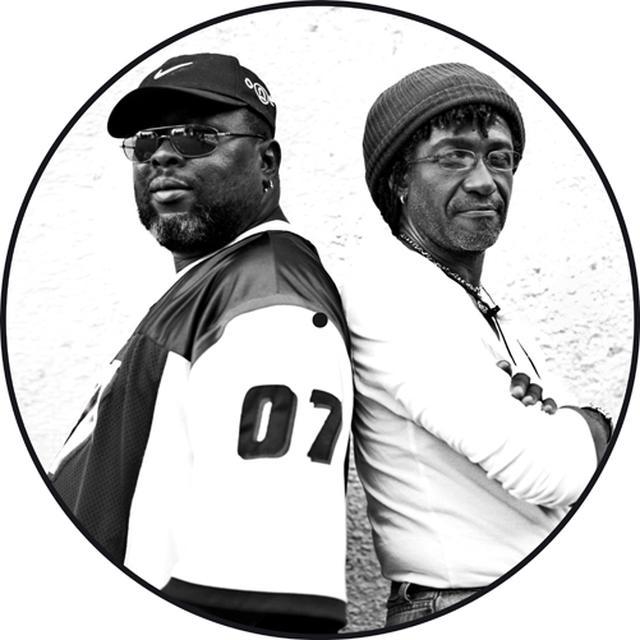 Sly & Robbie BLACKWOOD DUB Vinyl Record
