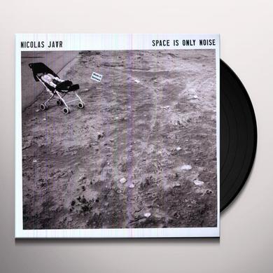 Nicolas Jaar SPACE IS ONLY NOISE Vinyl Record