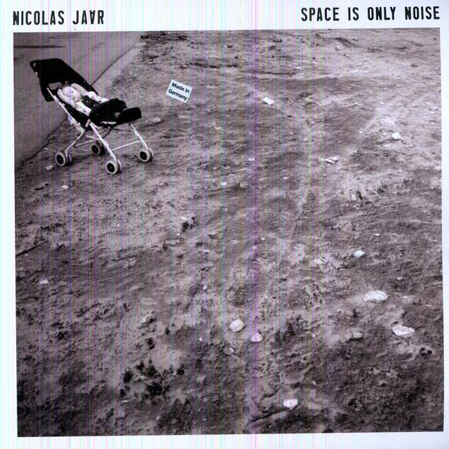 Nicolas Jaar SPACE IS ONLY NOISE Vinyl Record