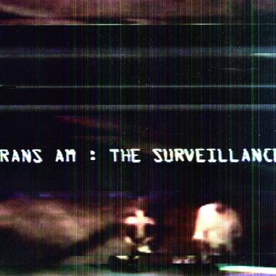 Trans Am SURVEILLANCE Vinyl Record