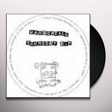 Wasserfall THURSDAY (EP) Vinyl Record