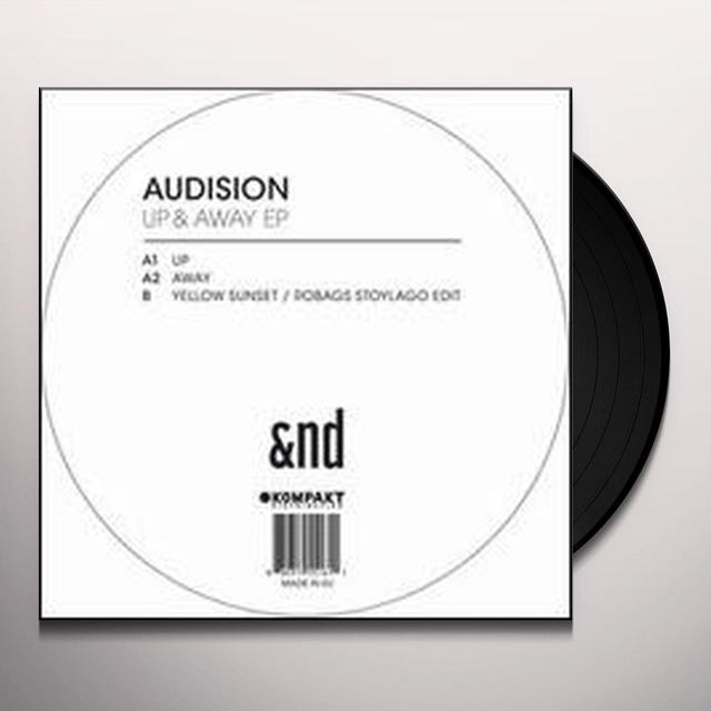 Audision UP & AWAY Vinyl Record