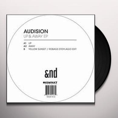Audision UP & AWAY (EP) Vinyl Record
