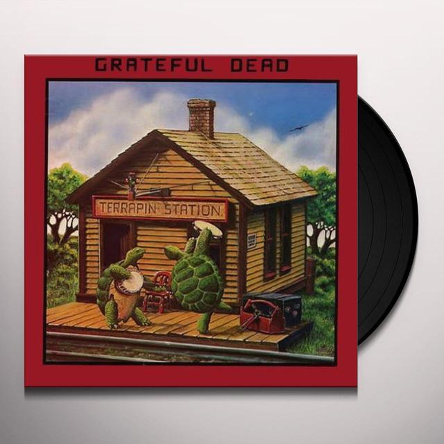 Grateful Dead TERRAPIN STATION Vinyl Record - 200 Gram Edition