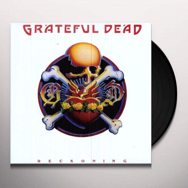 Grateful Dead RECKONING Vinyl Record - 200 Gram Edition
