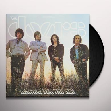 The Doors WAITING FOR THE SUN Vinyl Record