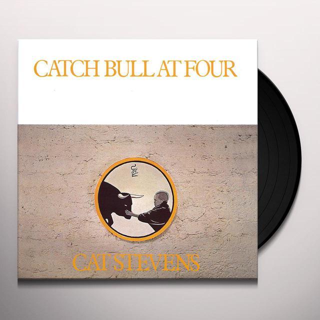 Yusuf Islam (Cat Stevens) CATCH BULL AT FOUR Vinyl Record