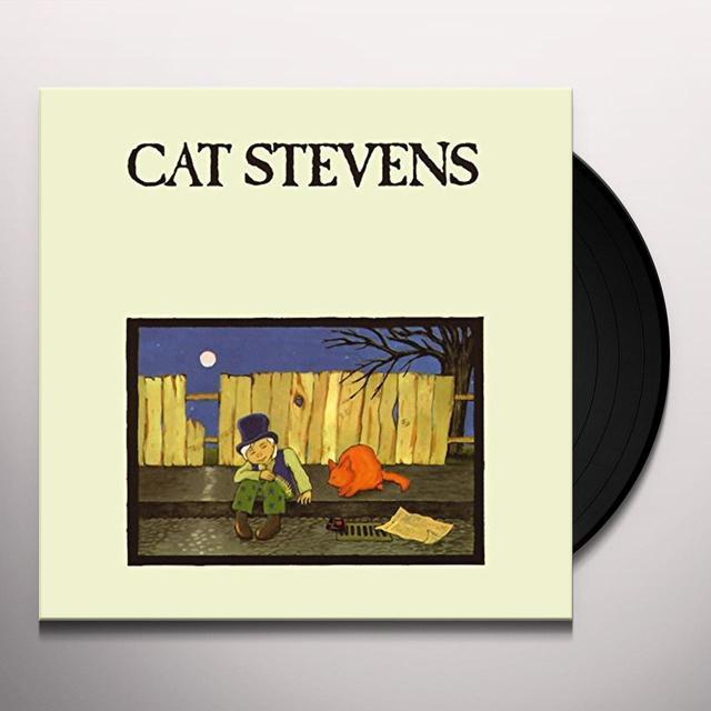 Yusuf Islam (Cat Stevens) TEASER & THE FIRECAT Vinyl Record