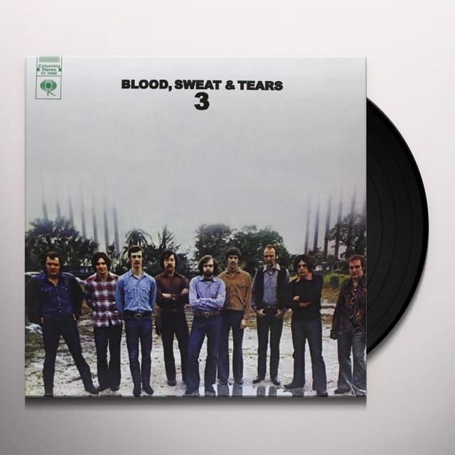 Blood Sweat & Tears 3 Vinyl Record - 180 Gram Pressing