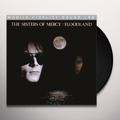Sisters Of Mercy FLOODLAND Vinyl Record