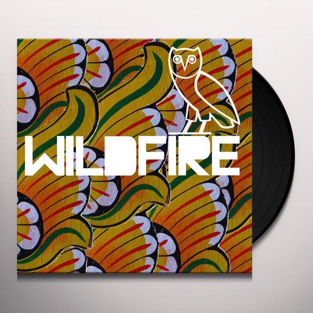 Sbtrkt WILDFIRE Vinyl Record