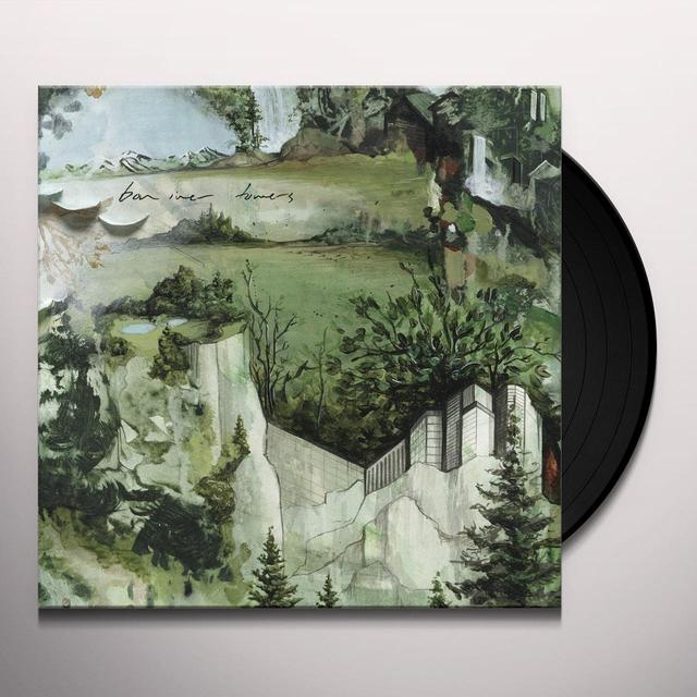 Bon Iver TOWERS Vinyl Record
