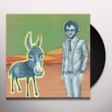 John Wesley Coleman LAST DONKEY SHOW Vinyl Record