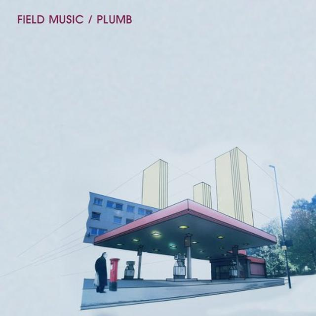 Field Music PLUMB Vinyl Record