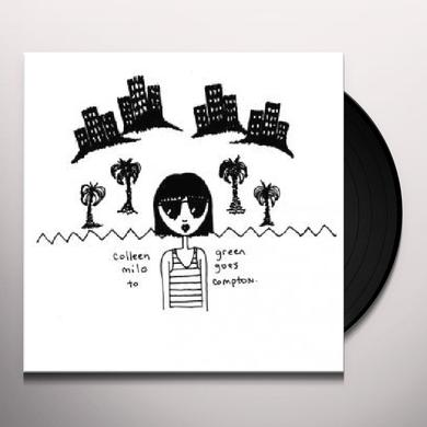 Colleen Green MILO GOES TO COMPTON Vinyl Record - Limited Edition