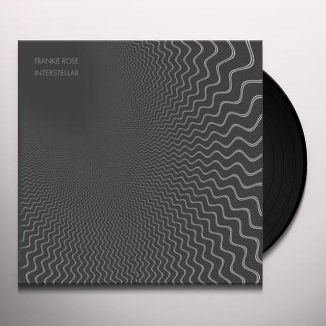 Frankie Rose INTERSTELLAR Vinyl Record