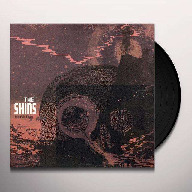 The Shins SIMPLE SONG / SEPTEMBER Vinyl Record