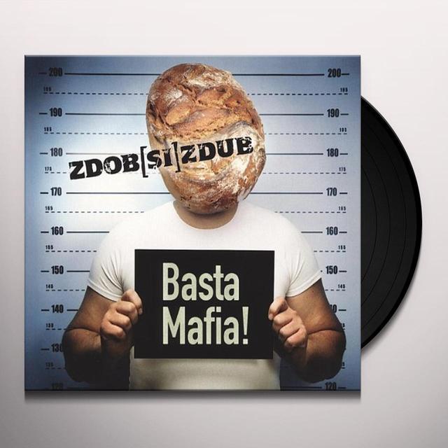 Zdob Si Zdub BASTA MAFIA Vinyl Record