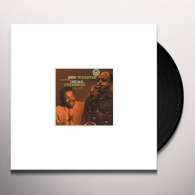 BEN WEBSTER MEETS OSCAR PETERSON Vinyl Record - 200 Gram Edition
