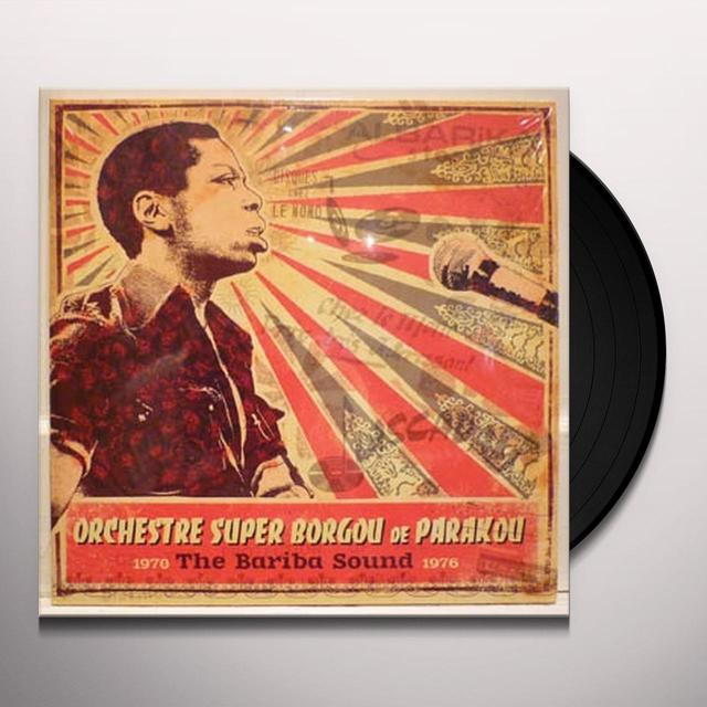 Orchestre Super Borgou De Parakou BARIBA SOUND Vinyl Record