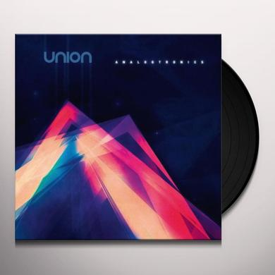 Union ANALOGTRONICS Vinyl Record - Digital Download Included