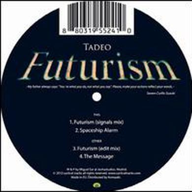Tadeo FUTURISM Vinyl Record