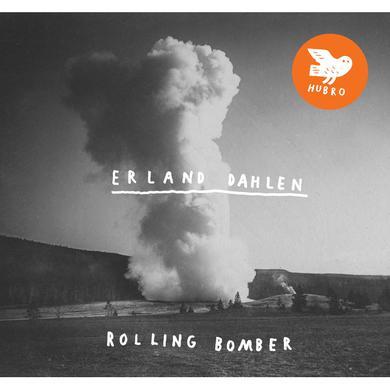 Erland Dahlen ROLLING BOMBER Vinyl Record