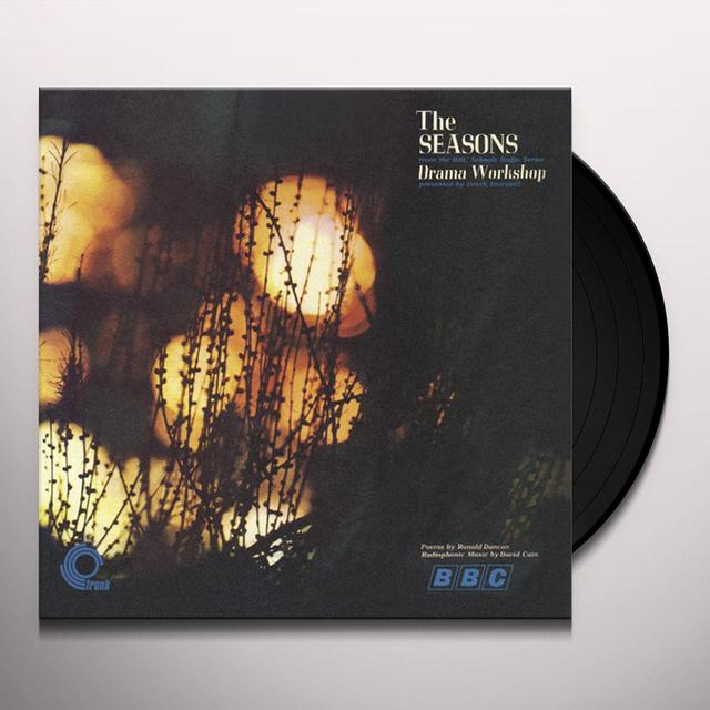 Radiophonic Workshop SEASONS Vinyl Record