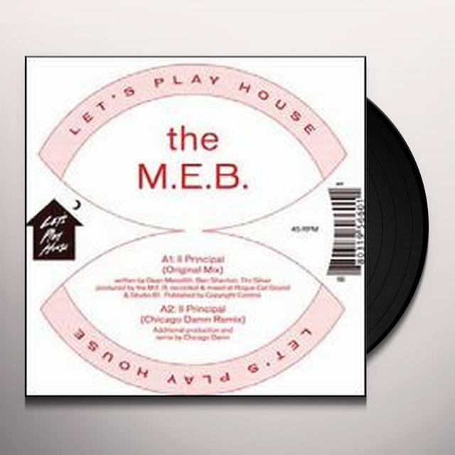M.E.B. II PRINCIPAL / M5-M6 Vinyl Record