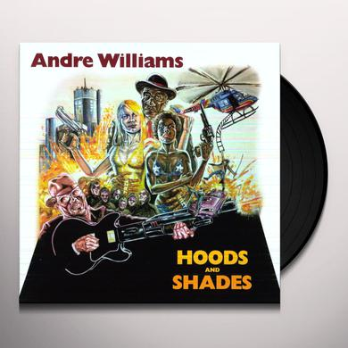Andre Williams HOODS & SHADES Vinyl Record