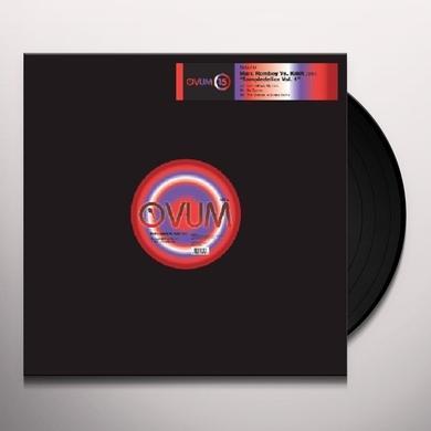 Marc Romboy / Kink SAMPLEDELICS 1 Vinyl Record