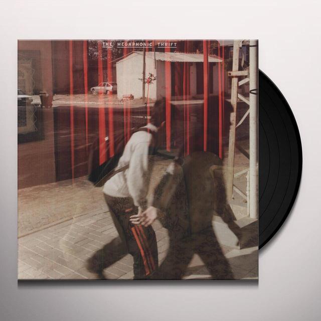 MEGAPHONIC THRIFT Vinyl Record