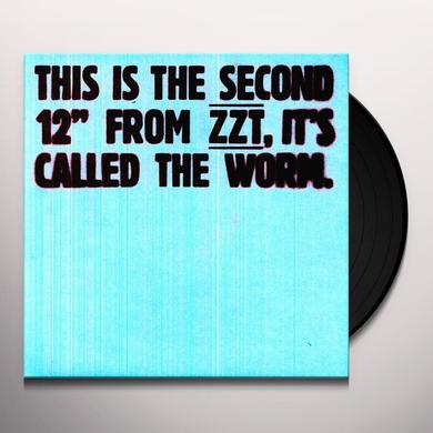Zzt WORM Vinyl Record