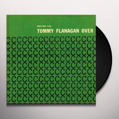 Tommy Flanagan OVERSEAS Vinyl Record - Limited Edition, 200 Gram Edition