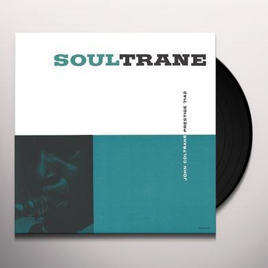 John Coltrane SOULTRANE Vinyl Record - 200 Gram Edition