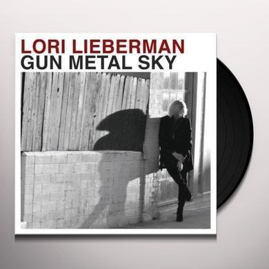 Lori Lieberman GUN METAL SKY Vinyl Record - 200 Gram Edition