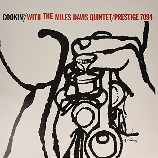 COOKIN WITH THE MILES DAVIS QUINTET Vinyl Record - 200 Gram Edition