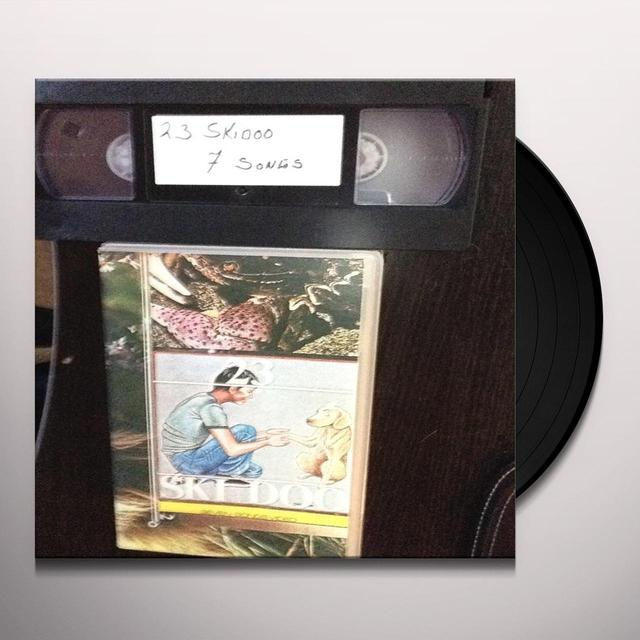 23 Skidoo SEVEN SONGS Vinyl Record