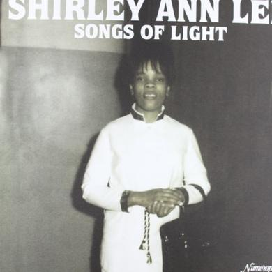 Shirley Ann Lee SONGS OF LIGHT Vinyl Record