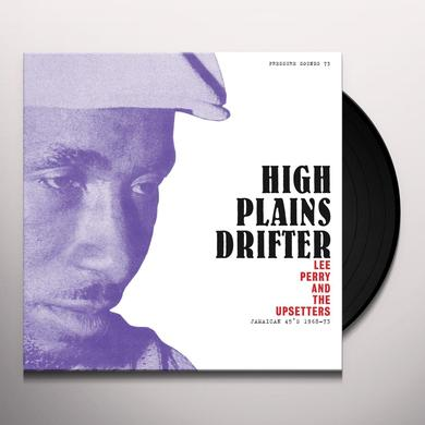 Lee Perry & Upsetters HIGH PLAINS DRIFTER Vinyl Record