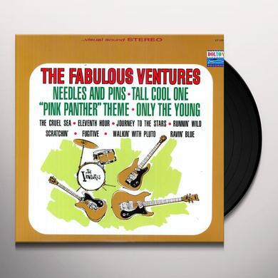 FABULOUS VENTURES Vinyl Record