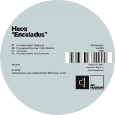 Hecq ENCELADUS Vinyl Record