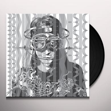 Masaki Batoh BRAIN PULSE MUSIC Vinyl Record