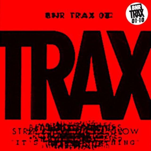 BNR TRAX 01-10 / VARIOUS Vinyl Record
