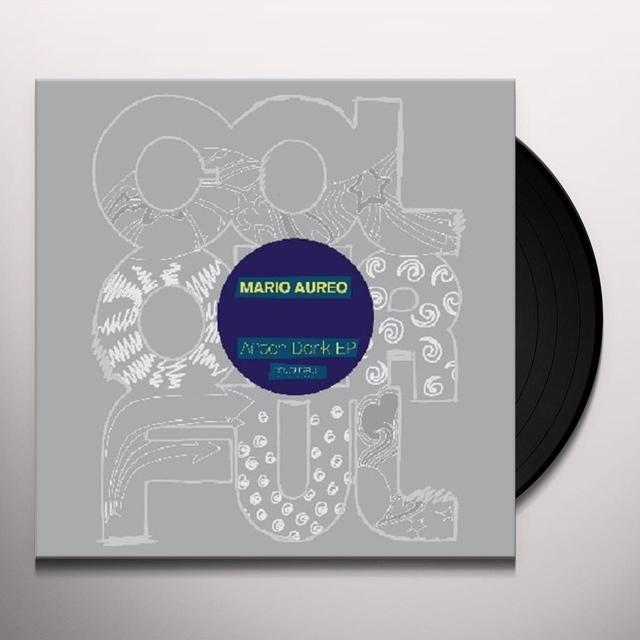 Mario Aureo AFTER DARK (EP) Vinyl Record