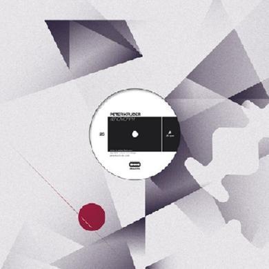 Peter Kruder XENOMORPH / VESPERTILIO Vinyl Record