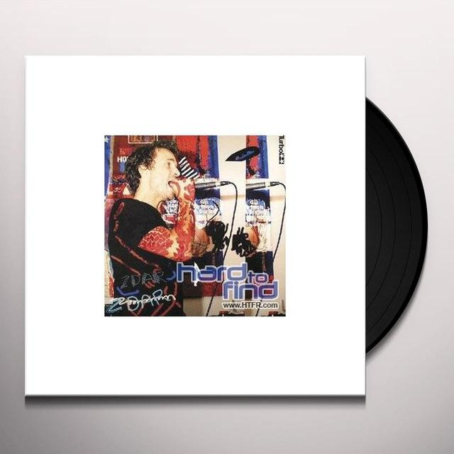 Zdar DON'T U WANT Vinyl Record